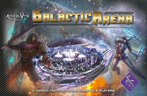 Galactic Arena AR