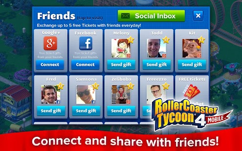 RollerCoaster Tycoon® 4 Mobile Screenshot 25