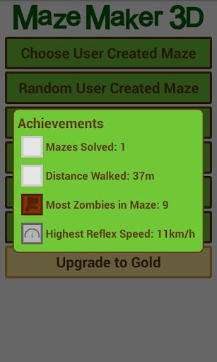 Maze Maker 3d App