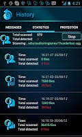 Screenshot of CMC Mobile Security