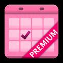 Menstrual Calendar Premium logo