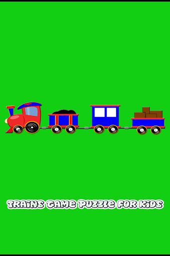 Trains Thomas Game For Kids