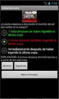 Screenshot of Tests Autoescuela Examen SQA