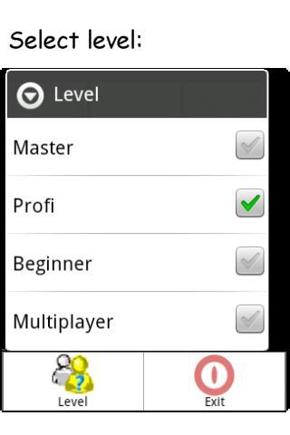 TicTacToe (free)- screenshot