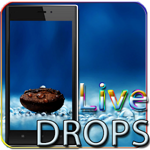 Rain Drops Live Wallpaper