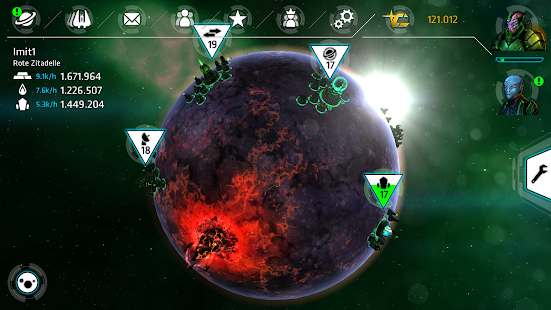 Galaxy on Fire™ - Alliances- screenshot thumbnail