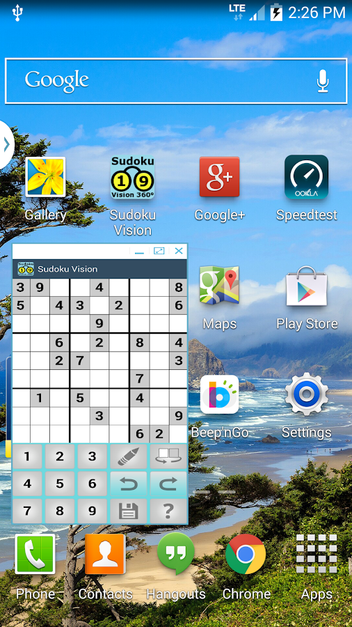 Sudoku Vision- screenshot