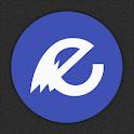 EvolveSMSTheme- QwrkleBlue icon