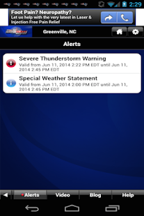 First Alert 9 - screenshot thumbnail