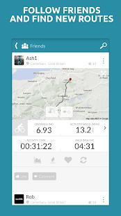 Map My Tracks+ Run Ride Walk - screenshot thumbnail