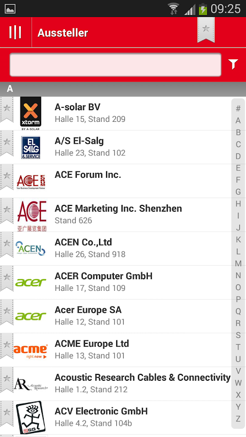 IFA 2014 - screenshot