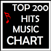 TOP 200 HITS MUSIC CHART
