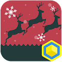 메리 크리스마스 - 카카오홈 테마 icon