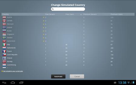 CyberGhost - Free VPN & Proxy 5.0.16.10 screenshot 115939