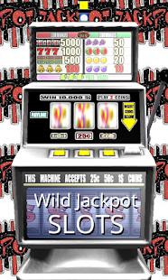 3D Wild Jackpot Slots - Free