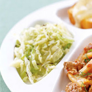 Savoy Cabbage with Caraway.