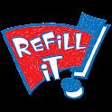 ReFill It! (senza pubblicità) icon