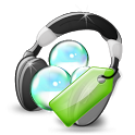 MP3 downloader Shampooo icon