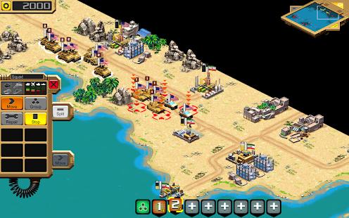 Desert Stormfront - RTS Screenshot 37