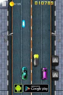 Car Race: DownTownRush2