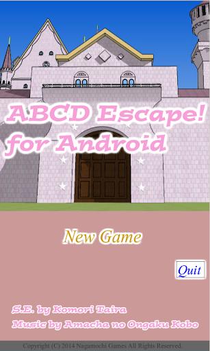 Puzzle Escape ABCD Escape