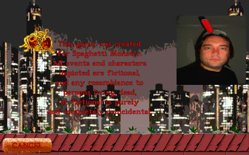 FSM - Flying Spaghetti Monster - náhled