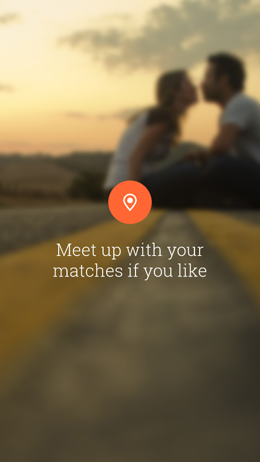 Krush - The dating app - screenshot