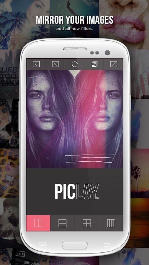 Piclay - Photo Editor- screenshot