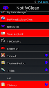 NotifyClean v2.6.0 build 260