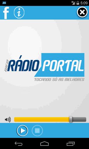 Web Radio Portal