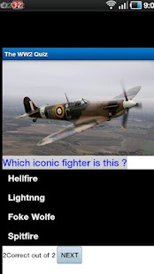 WW2 Quiz