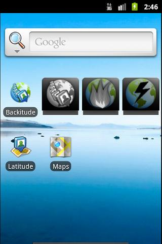 Backitude GPS Location Tracker - screenshot