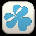 Sharp Blue - GO Launcher Theme icon