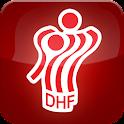 DHF Planner logo
