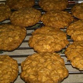 Vanishing Oatmeal Cookies.