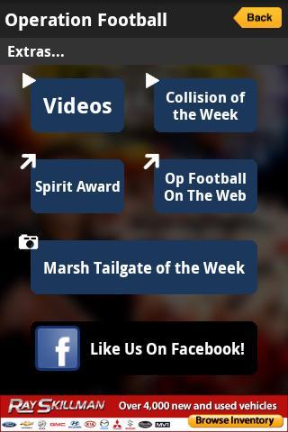 Operation Football - screenshot