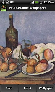 Masterpieces of Paul Cézanne - screenshot thumbnail