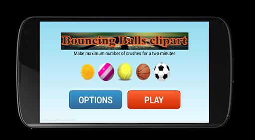 Bouncing Balls clipart