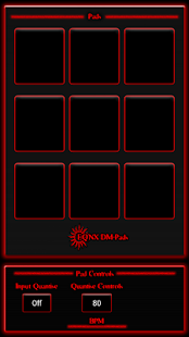 DM-Pads (Drum Pads) - screenshot thumbnail