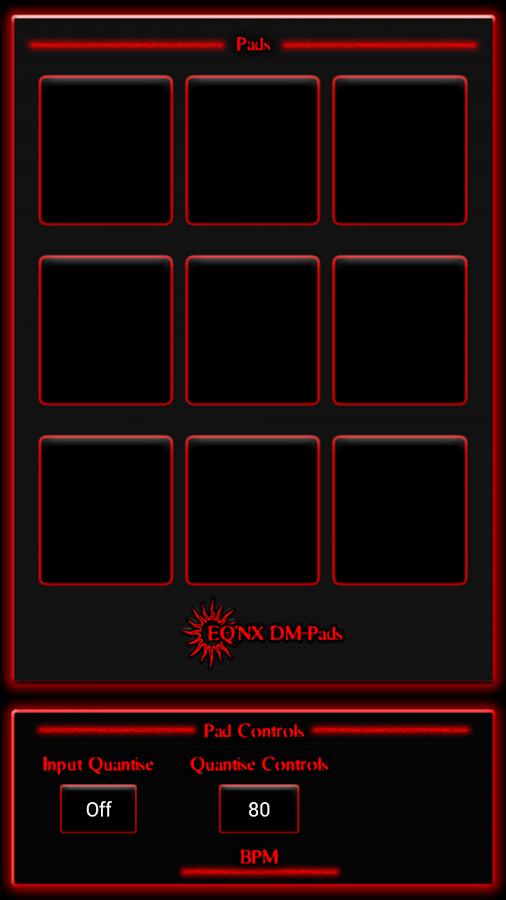 DM-Pads (Drum Pads) - screenshot