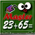 Math Master~!! logo