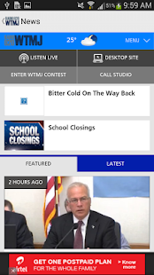 Newsradio 620 WTMJ- screenshot thumbnail