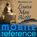 Works of Louisa May Alcott logo