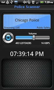 Police Scanner 5-0 - screenshot thumbnail