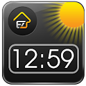 EZ Clock & Weather Widget logo