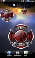 Screenshot of FireFighter doo-dad