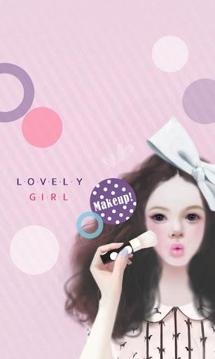 CUKI Theme Makeup wallpaper