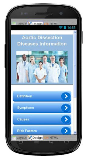 Aortic Dissection Information