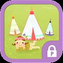 별에잠긴인디언마을 프로텍터테마 (모두의프로텍터전용) icon