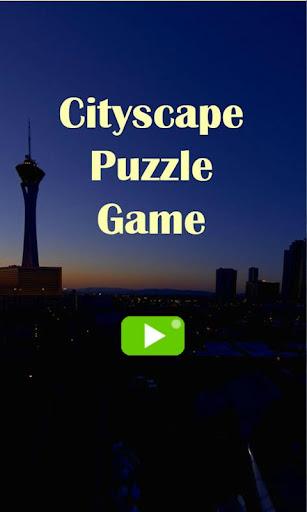 Gamecrash Cityscape Puzzle